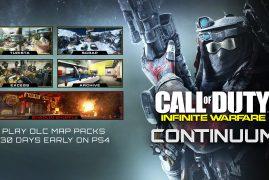 Este es el tráiler del segundo DLC de Call of Duty Infinite Warfare