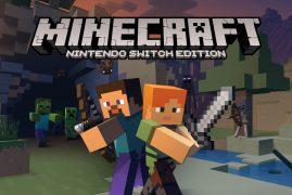 Mañana se mostrará el primer gameplay de Minecraft para Nintendo Switch