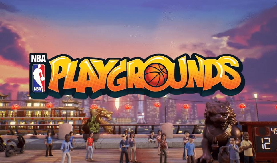 NBA Playgrounds llegará para PS4, Xbox one, PC y Nintendo Switch