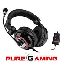 Natec Genesis HX77 cascos gaming