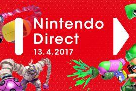 Nuevo Nintendo Direct el próximo jueves 13 de abril