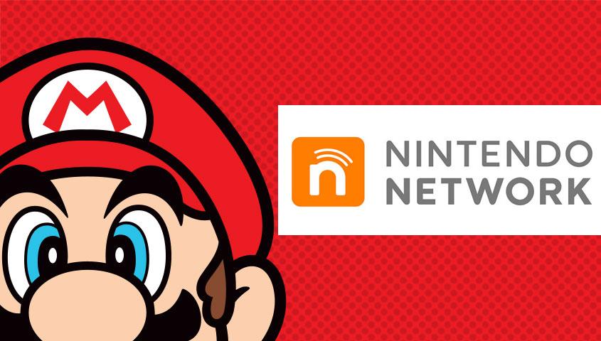 Nintendo Network, en mantenimiento el próximo 20 de abril