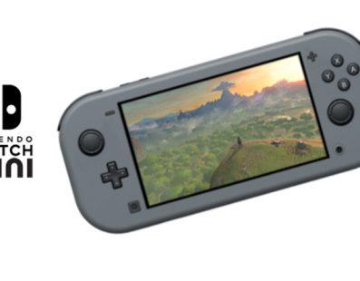 ¿Veremos una Nintendo Switch Mini en 2019?