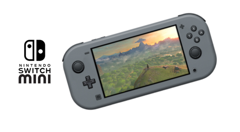¿Veremos una Nintendo Switch Mini en 2019?