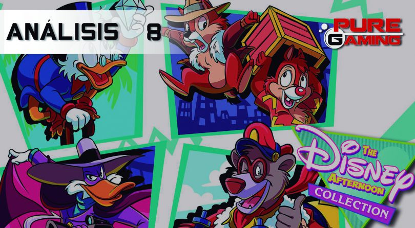 Análisis de The Disney Afternoon Collection – Los clásicos nunca mueren