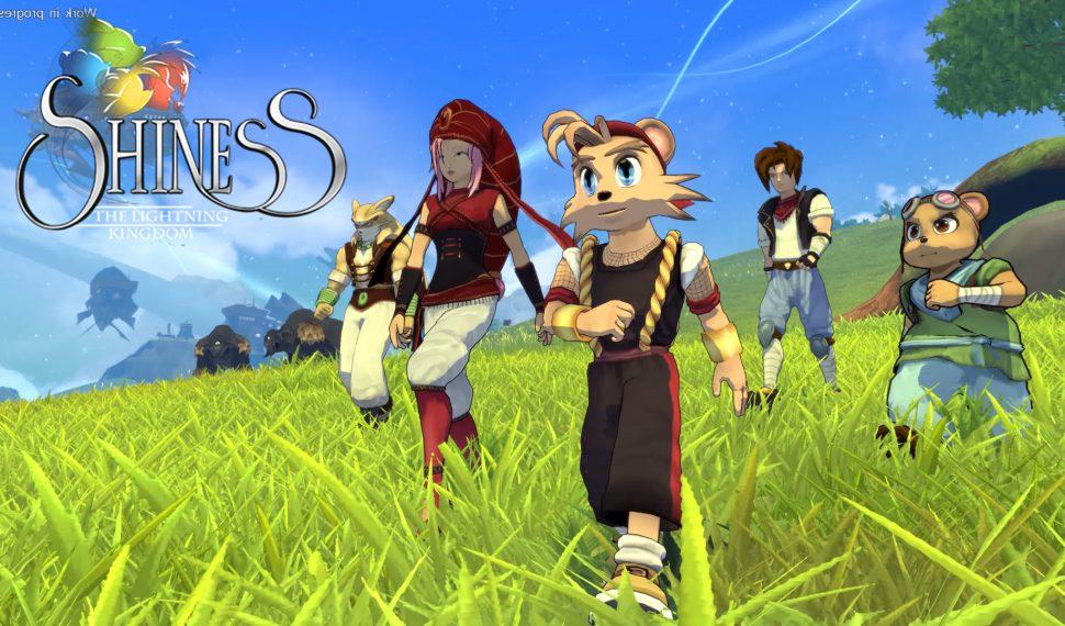 Shiness: The Lightning Kingdom presenta a sus personajes en un nuevo tráiler