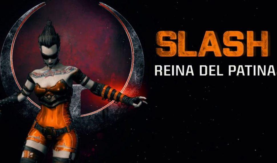 Ya disponible el nuevo tráiler de Quake Champions presentando a Slash en acción