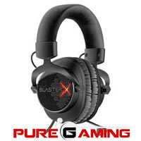 cascos gaming Sound BlasterX H7