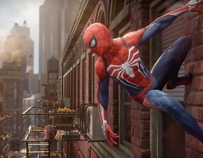 Lo nuevo de Spider-Man podría llegar a PS4 este año