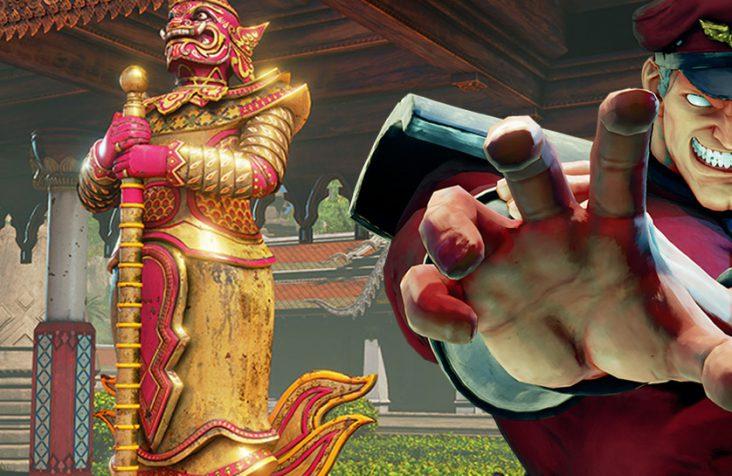 Uno de los escenarios de Street Fighter 5 se ha retirado