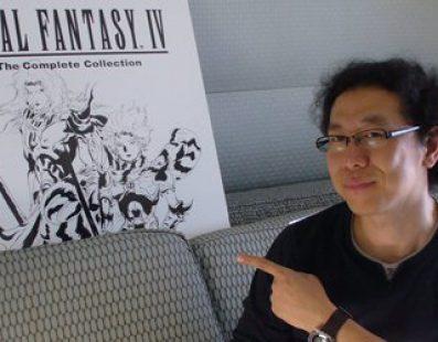 Takashi Tokita, director de Chrono Trigger, trabaja en un juego para Nintendo Switch