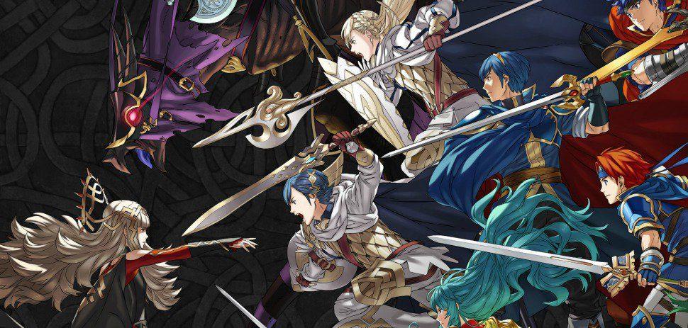 Llegan nuevos héroes al juego de móviles, Fire Emblem Heroes con la actualización 1.2.0