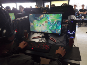 Torneo league of legends challenge redbull