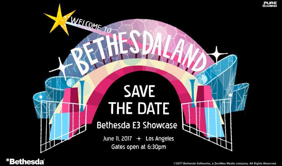 Bethesda detalla su conferencia «Bethesdaland» para el E3 2017