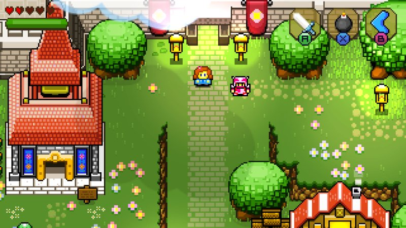 Blossom Tales ya se encuentra disponible en Steam