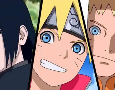 Tráiler de Naruto to Boruto Shinobi Striker y Anuncio de Naruto: Ultimate Ninja Storm Trilogy