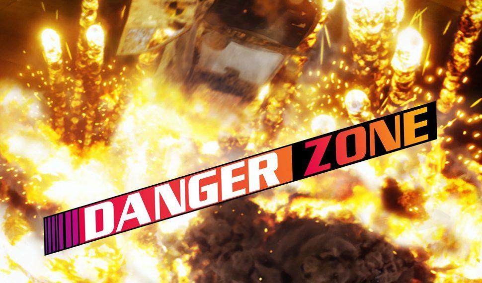 Lo nuevo de los creadores de Burnout se llama Danger Zone
