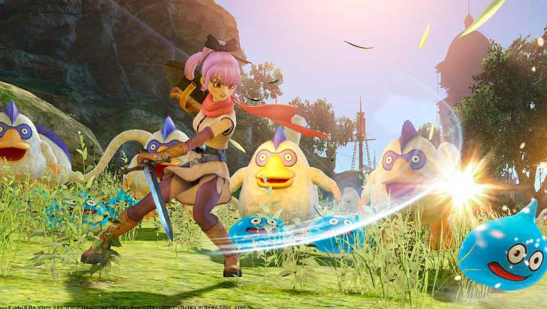 Dragon Quest Heroes II: Demo gratuita en PlayStation Store