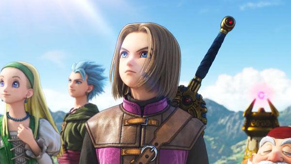 Tres nuevos tráilers donde Dragon Quest XI nos muestra su J-RPG