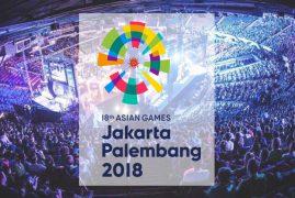Los eSports se hacen un hueco en los Juegos Asiáticos de 2018 y 2022