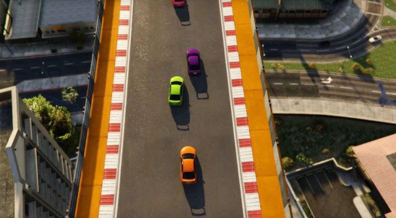 El 25 de abril se lanzará GTA Online: Tiny Racers