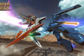 Este otoño de 2017 llega para PS4 Gundam Versus