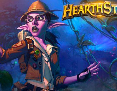 La nueva actualización de Hearthstone prepara el Viaje a Un'Goro