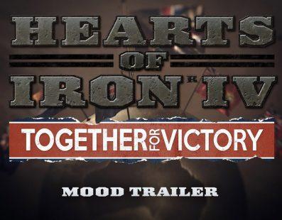 Death of Dishonor es la nueva expansión que se ha presentado de Hearts of Iron 4
