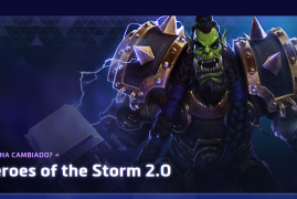 Ya está aquí Heroes of the Storm 2.0