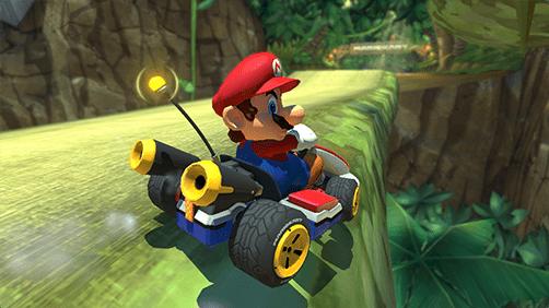Mario Kart 8 Deluxe durará unas 3 horas en el modo portátil de Switch