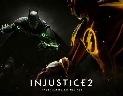 Se filtra un nuevo vídeo con la jugabilidad de el Joker en Injustice 2