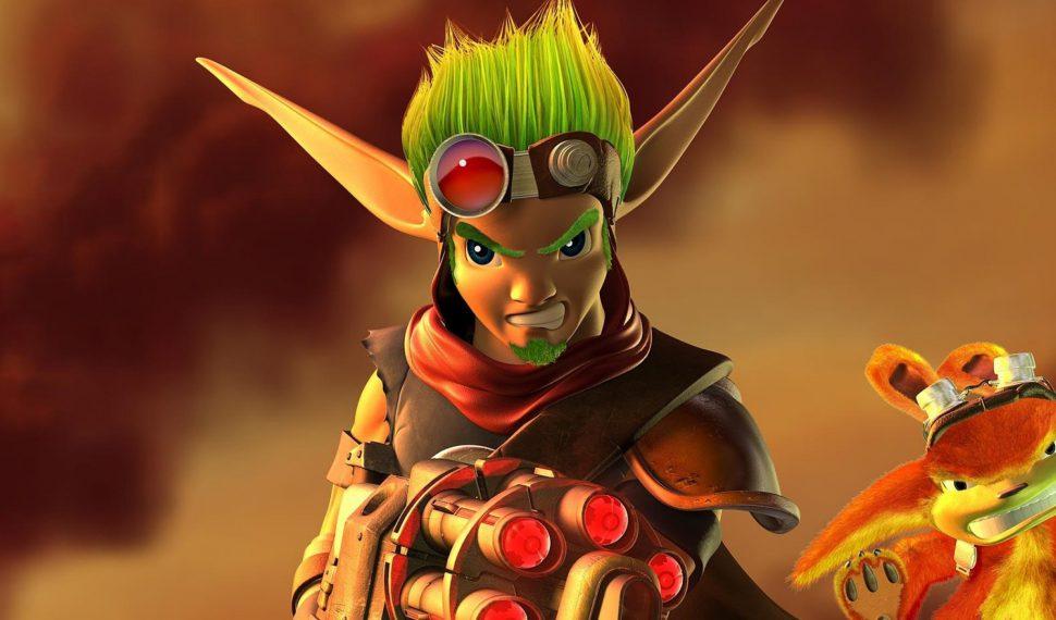 Jak and Daxter volverá a PS4