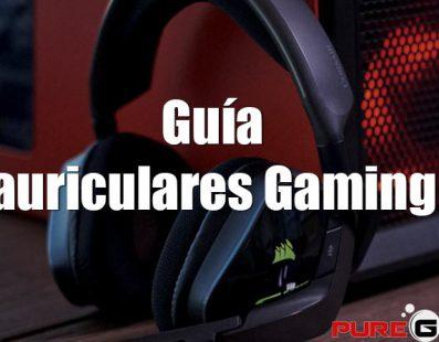 Guía Tipos de auriculares Gaming del mercado