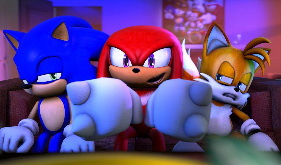 ¿Sonic en realidad virtual? Parece ser que sí