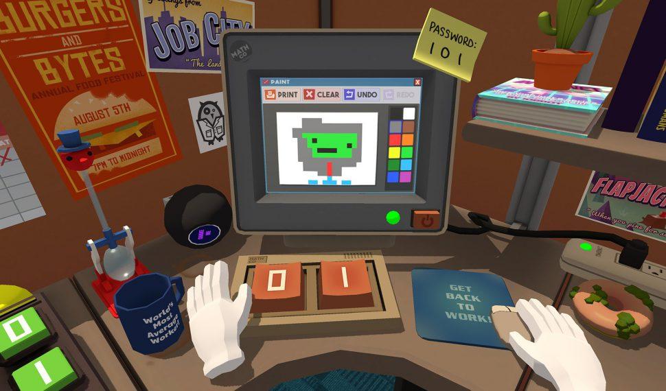 Job Simulator, el juego donde puedes lanzar una grapadora a tu jefe, tendrá su edición física para PS4