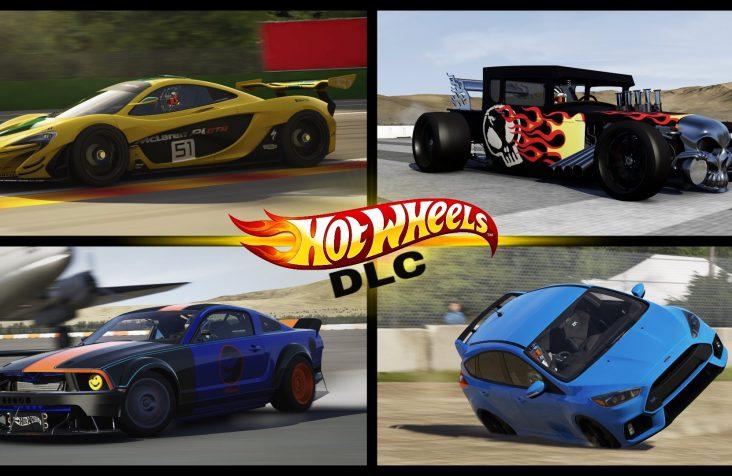 El nuevo DLC de Forza Horizon 3 está protagonizado por Hot Wheels