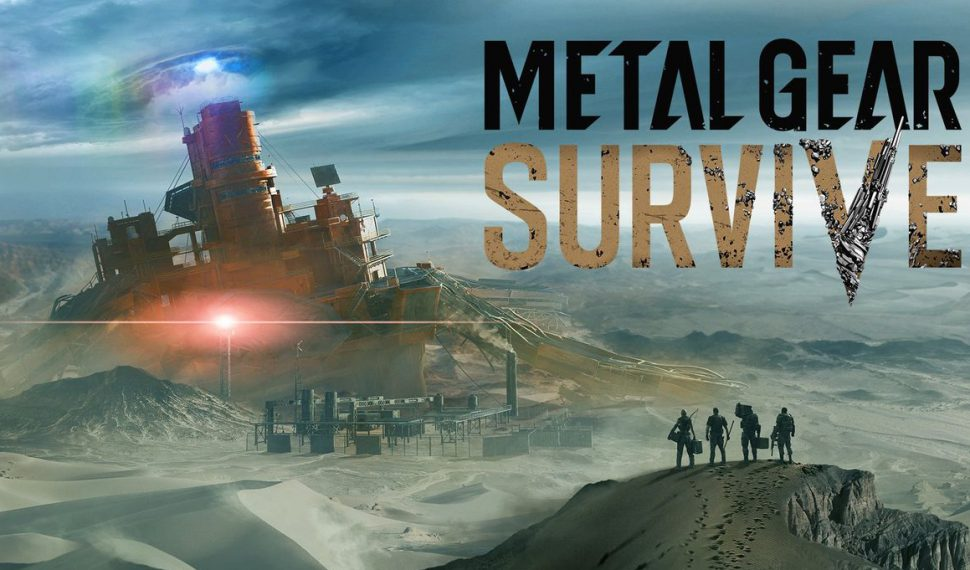 Se confirma que Metal Gear Survive si estará en el E3 2017