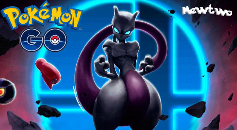 El mitico pokémon Mewtwo estará disponible proximamente en Pokemon GO