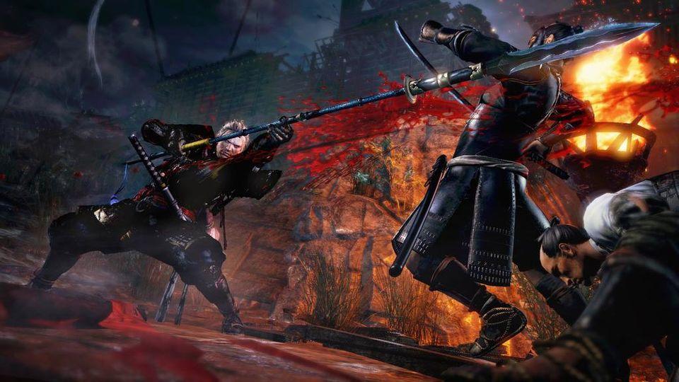 Nioh detalla su nuevo DLC, El Dragón del Norte