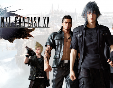 Ya está disponible la nueva actualización de Final Fantasy XV