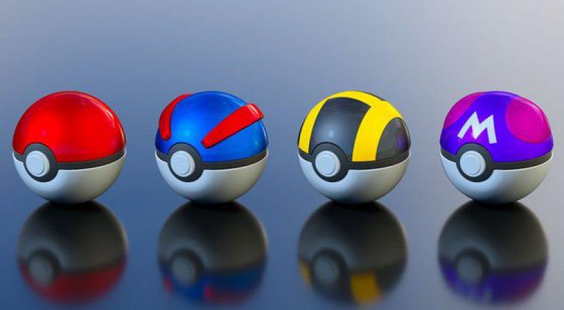 Las Poké Ball llegan a la vida real