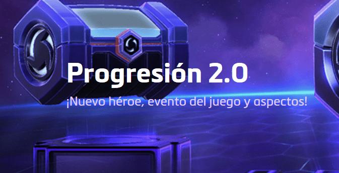 progresion heroes 2.0