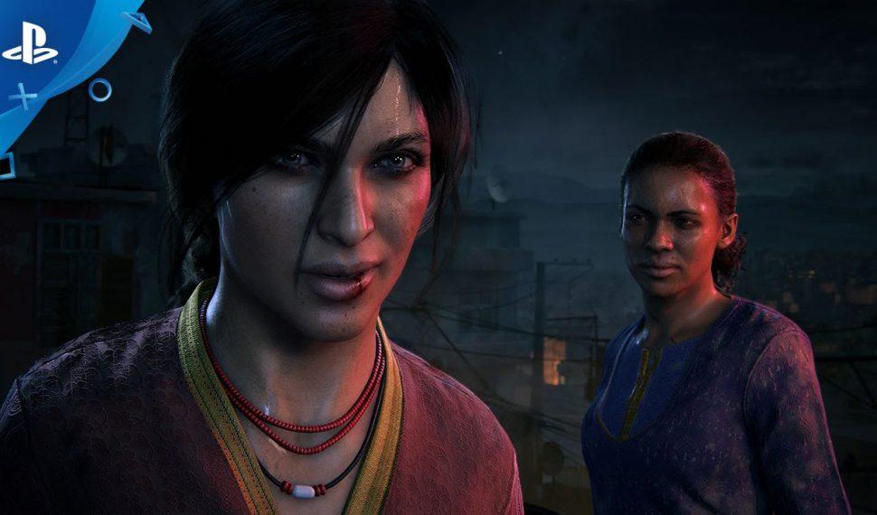 Uncharted: The Lost Legacy ya tiene fecha de salida y nuevo tráiler