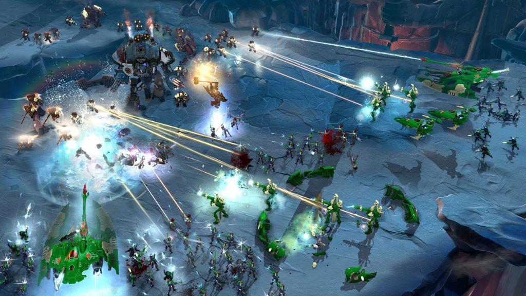 Dawn of war 3, 1