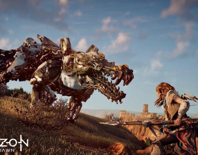 Ya hay detalles sobre la nueva actualización de Horizon: Zero Dawn