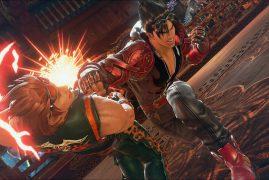 Bandai Namco presenta el opening de Tekken 7