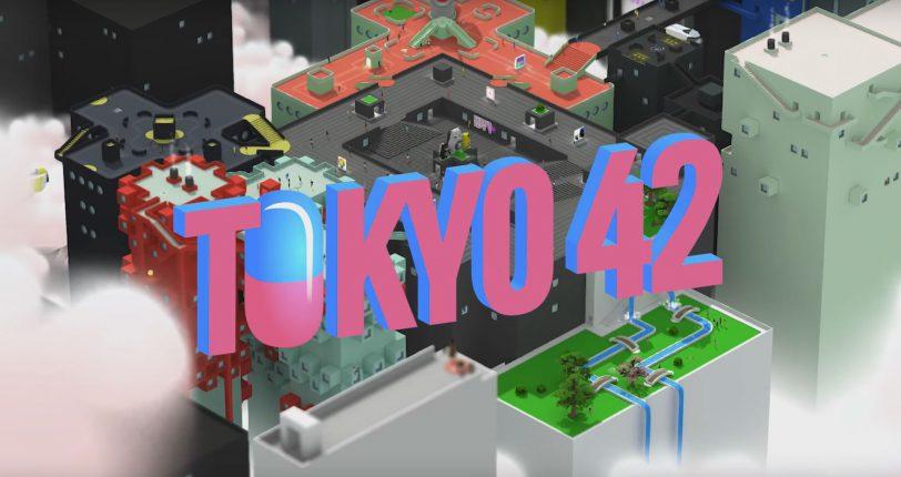 Tokyo 42 es el nuevo juego de acción minimalista que llega a PC y Xbox One