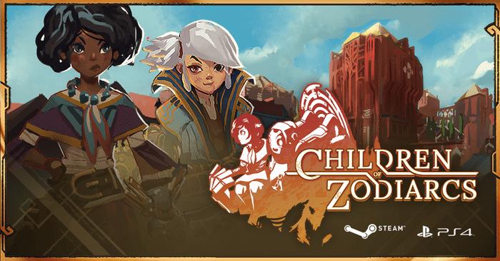 Children of Zodiarcs, un nuevo JRPG disponible el 18 de julio