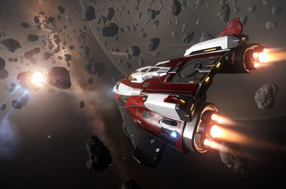 El 27 de junio se estrena Elite: Dangerous para PlayStation 4
