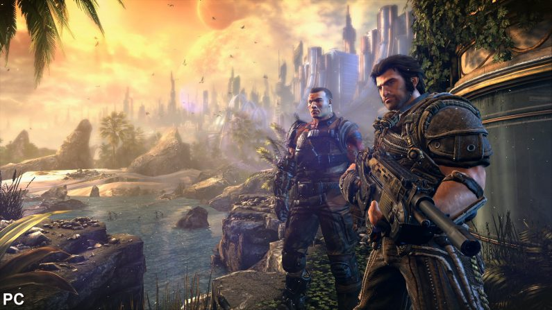 Se confirma el estreno en Europa del juego Bulletstorm